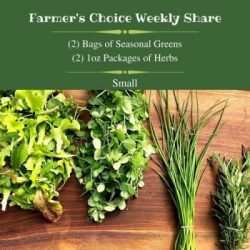 Small Farmer's Choice Weekly Share